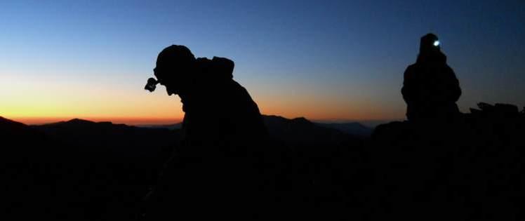 Amanacer a 3800 mts, Volcan Domuyo