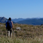 Trekking en Patagonia, Volcan Lanin