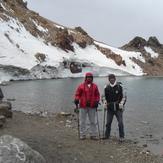 Sabalan Summit's Lake, سبلان