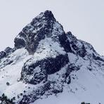 Ruta la J, Nevado de Colima