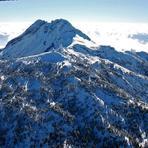 Aereal Photo, Nevado de Colima