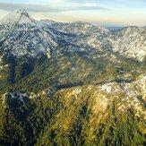 Nevado de Colima National Park