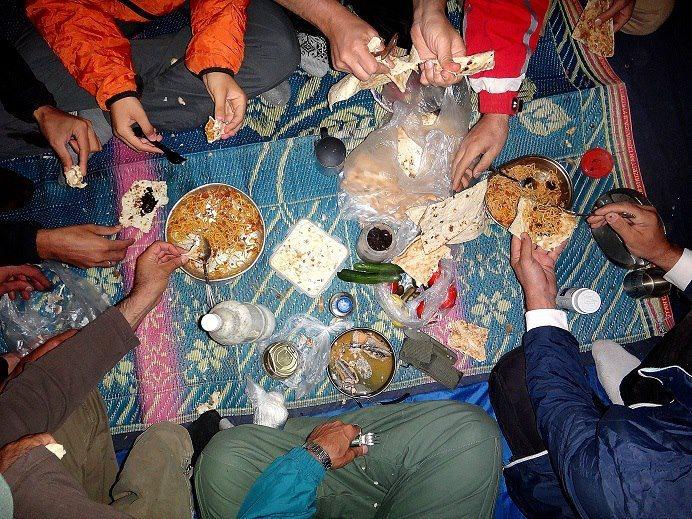 Ali   Saeidi   NeghabeKoohestaN, آزاد کوه