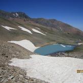 hesarchal lake, Alam Kuh or Alum Kooh