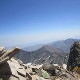 Alam Kuh peak, Alam Kuh or Alum Kooh