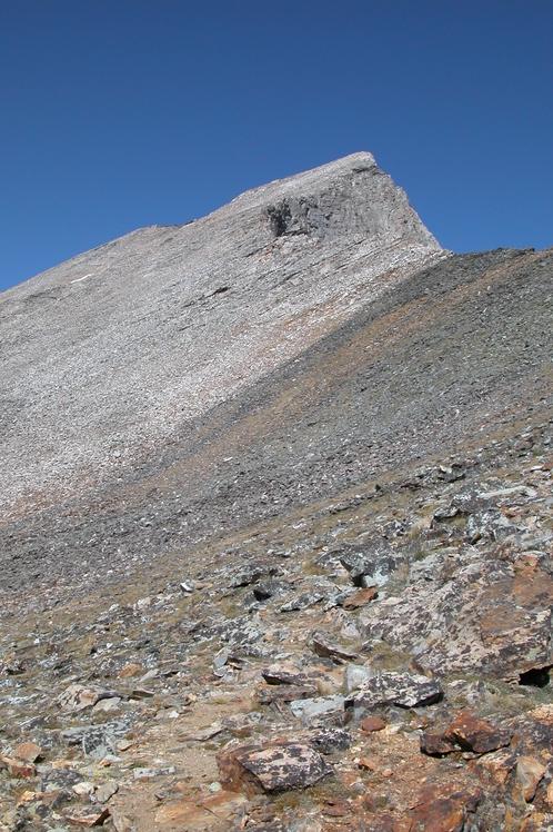 Hyndman Peak Ridgeline