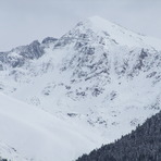 kaçkar peak, Kaçkar Dağı or Kackar-Dagi