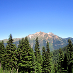 Plummer Mountain - August 2012