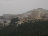 Moose Mountain Switchback, Moose Mountain (Alberta) photo