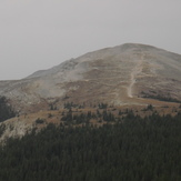 Moose Mountain Switchback, Moose Mountain (Alberta)