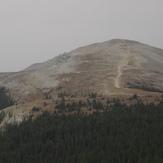 Moose Mountain Switchback, Moose Mountain (Alberta)