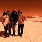 Cumbre Volcán Lanin, Volcan Lanin